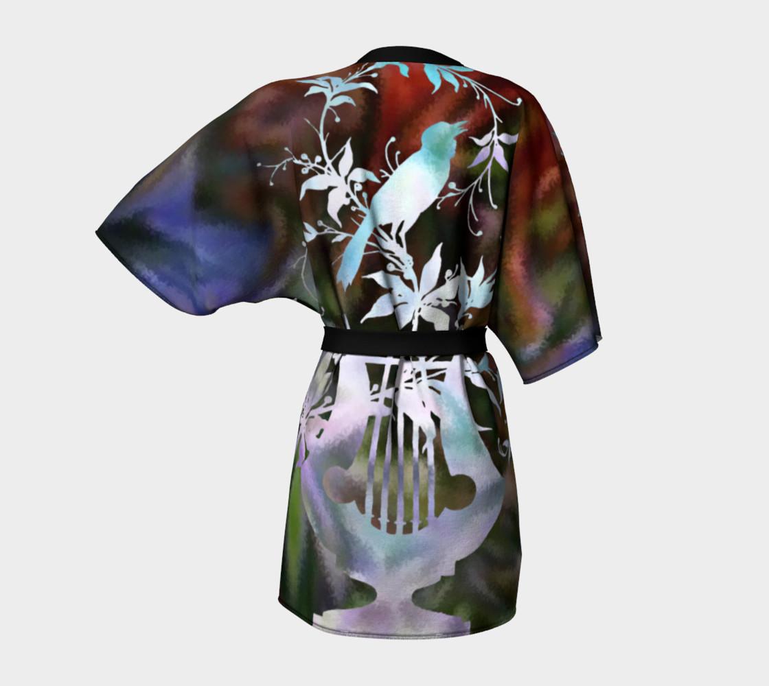 Songbird Kimono Robe preview #4