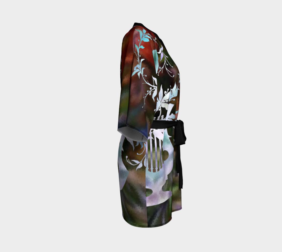 Songbird Kimono Robe preview #3