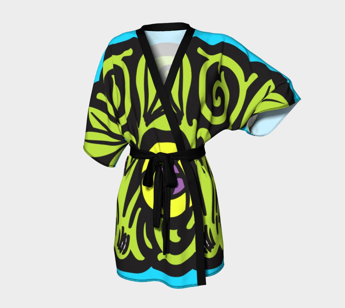 Bold and Beautiful Kimono preview #1