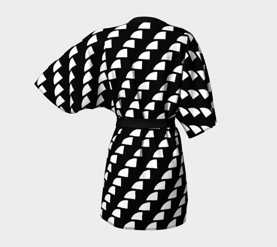 Movin' On Up Kimono preview #4