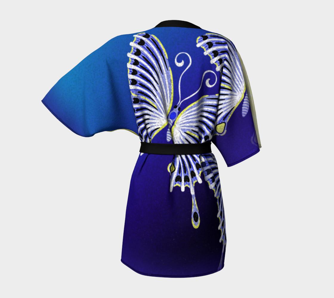 butterflies Kimono preview #4