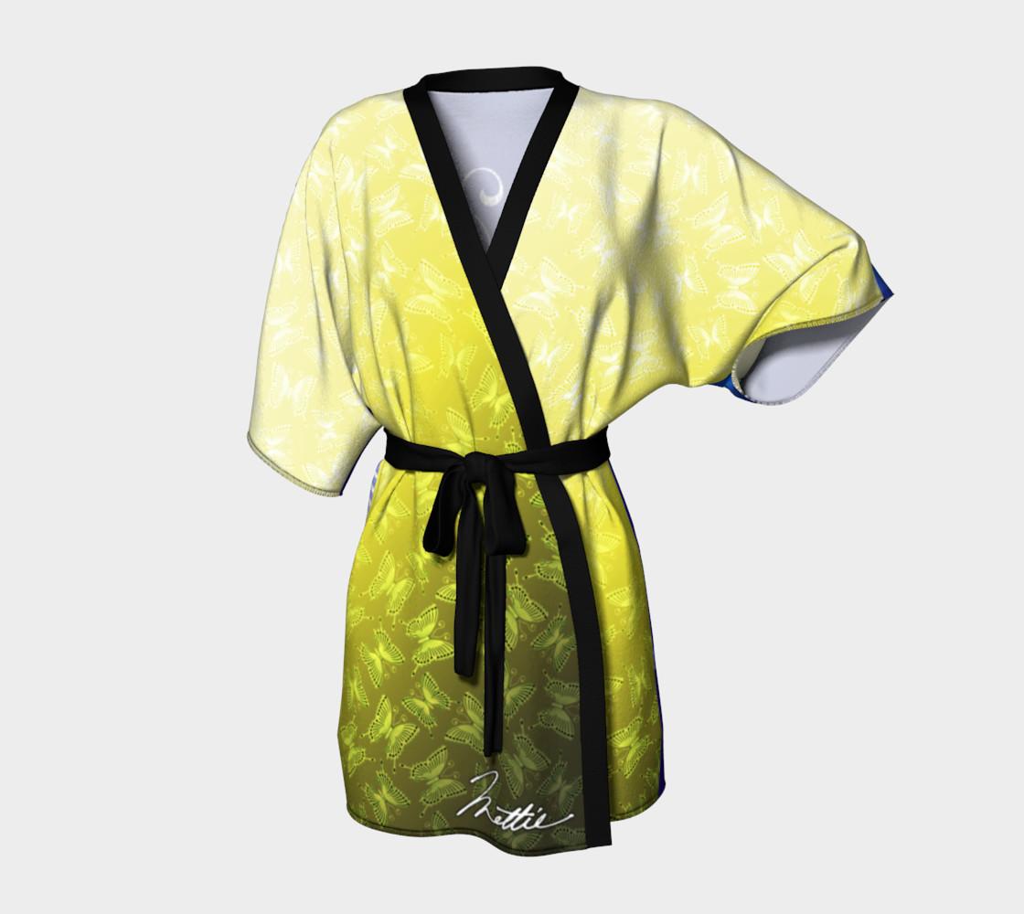 butterflies Kimono preview #1