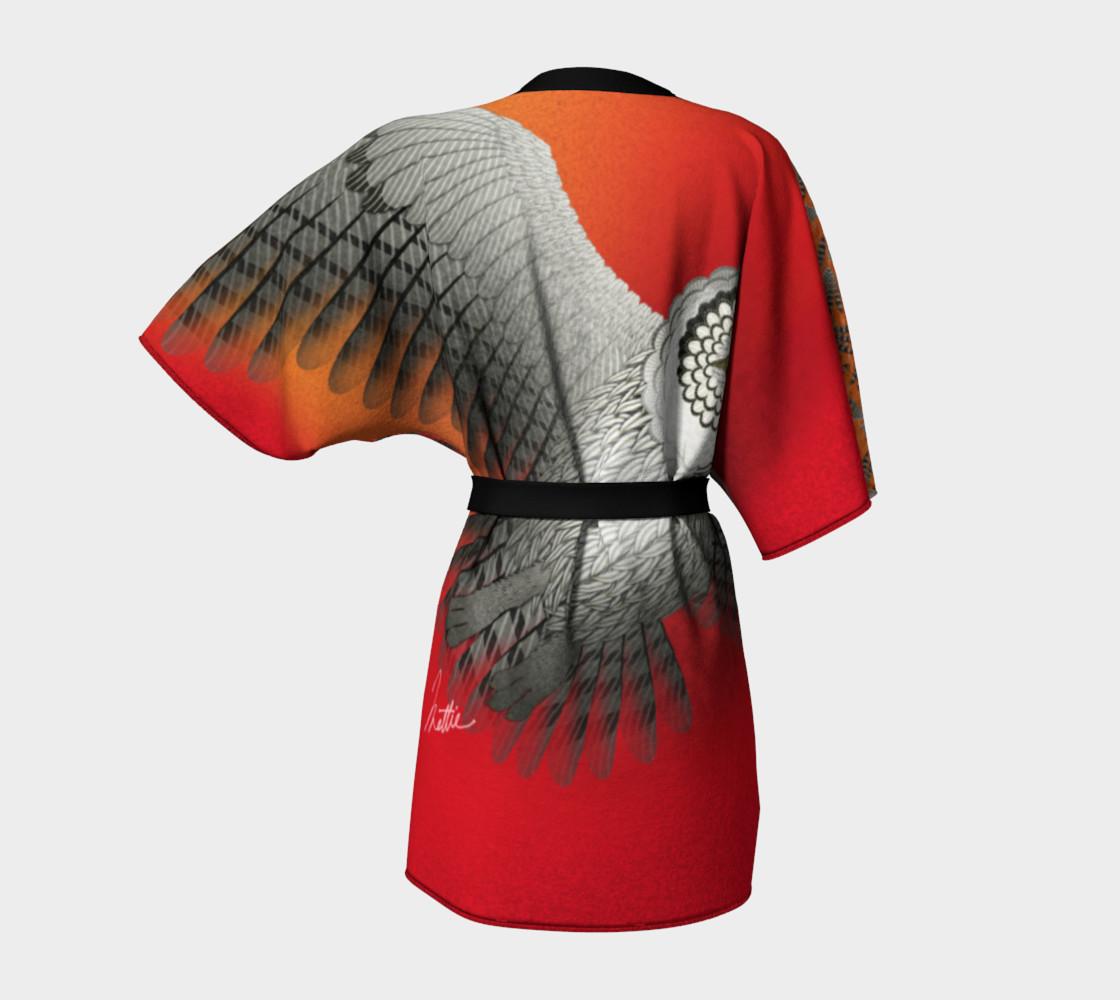 Owl Kimono preview #4