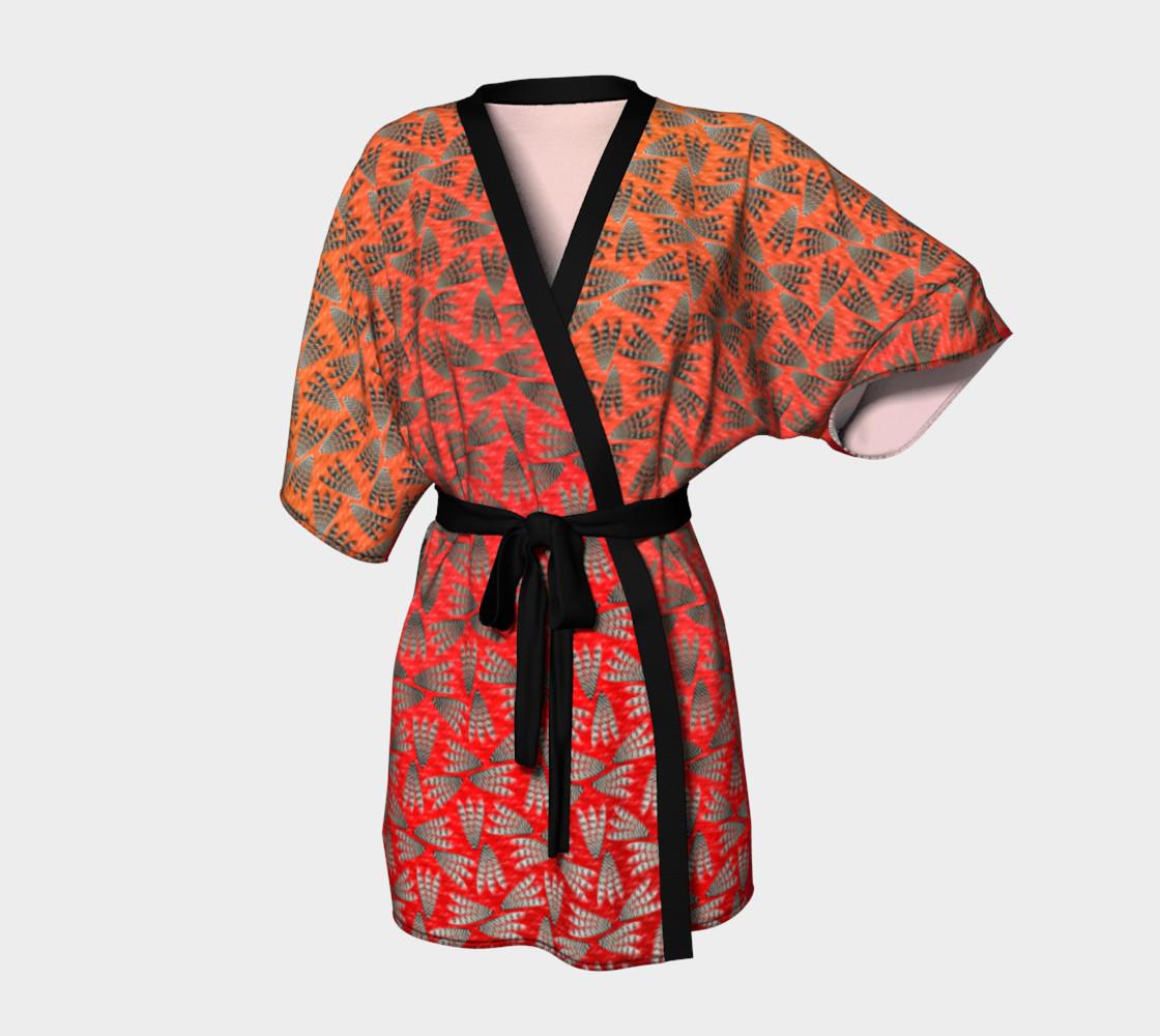 Owl Kimono preview #1
