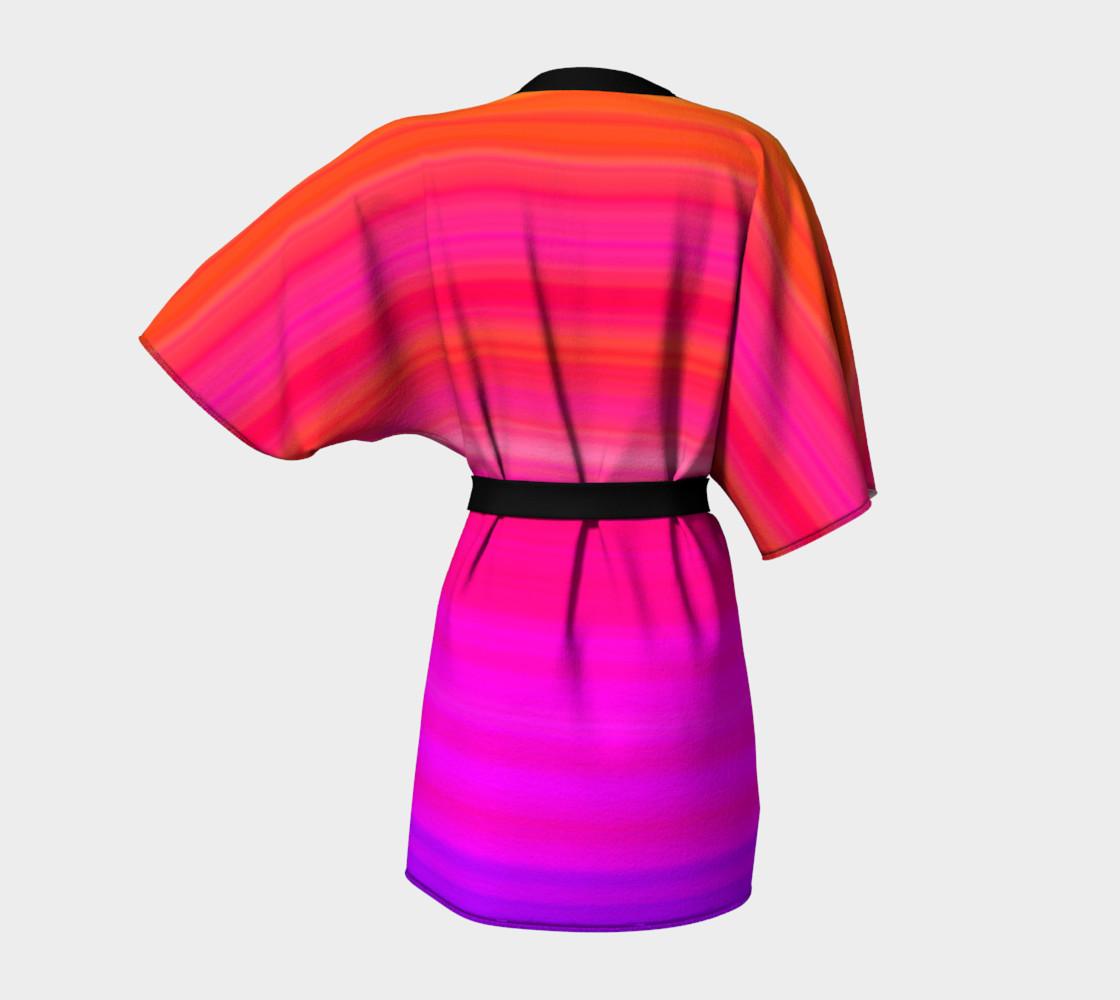 Aperçu de Raise Your Vibe Kimono #4