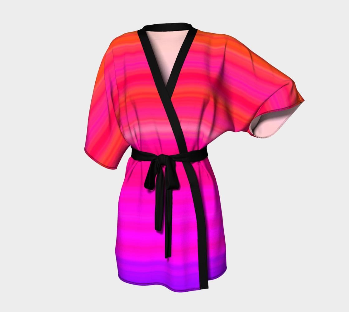 Aperçu de Raise Your Vibe Kimono #1