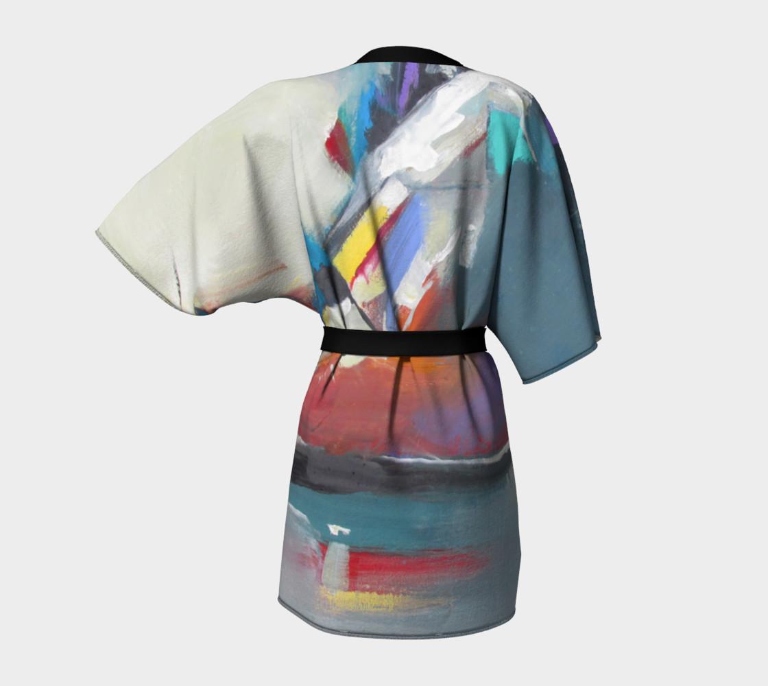 Aperçu de Beyond Relfection Kimono Robe #4