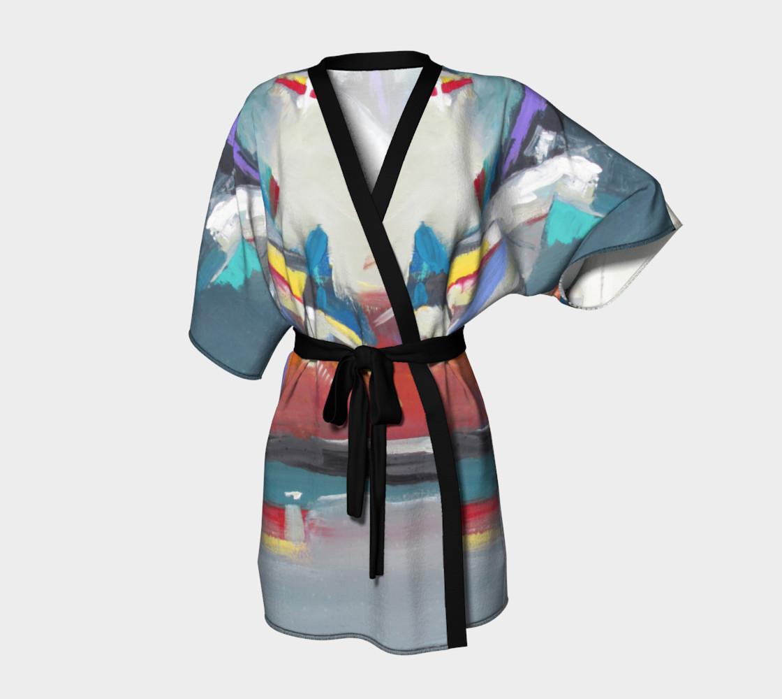 Aperçu de Beyond Relfection Kimono Robe #1