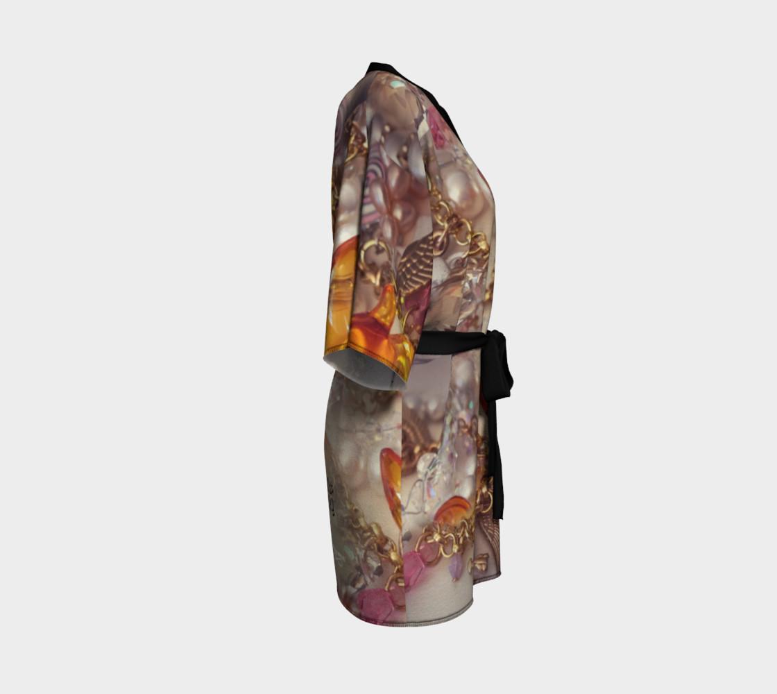 Aperçu de Rubber Duck Kimono Robe #3