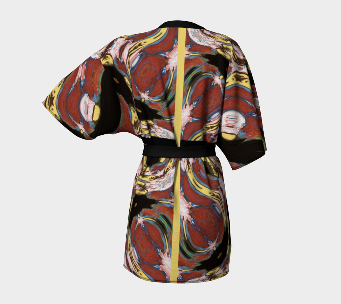Simone Says Lady Stormtrooper Kimono Robe preview #4