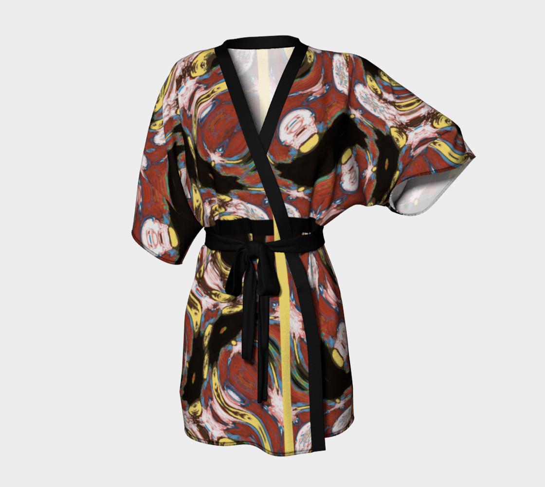 Simone Says Lady Stormtrooper Kimono Robe preview #1