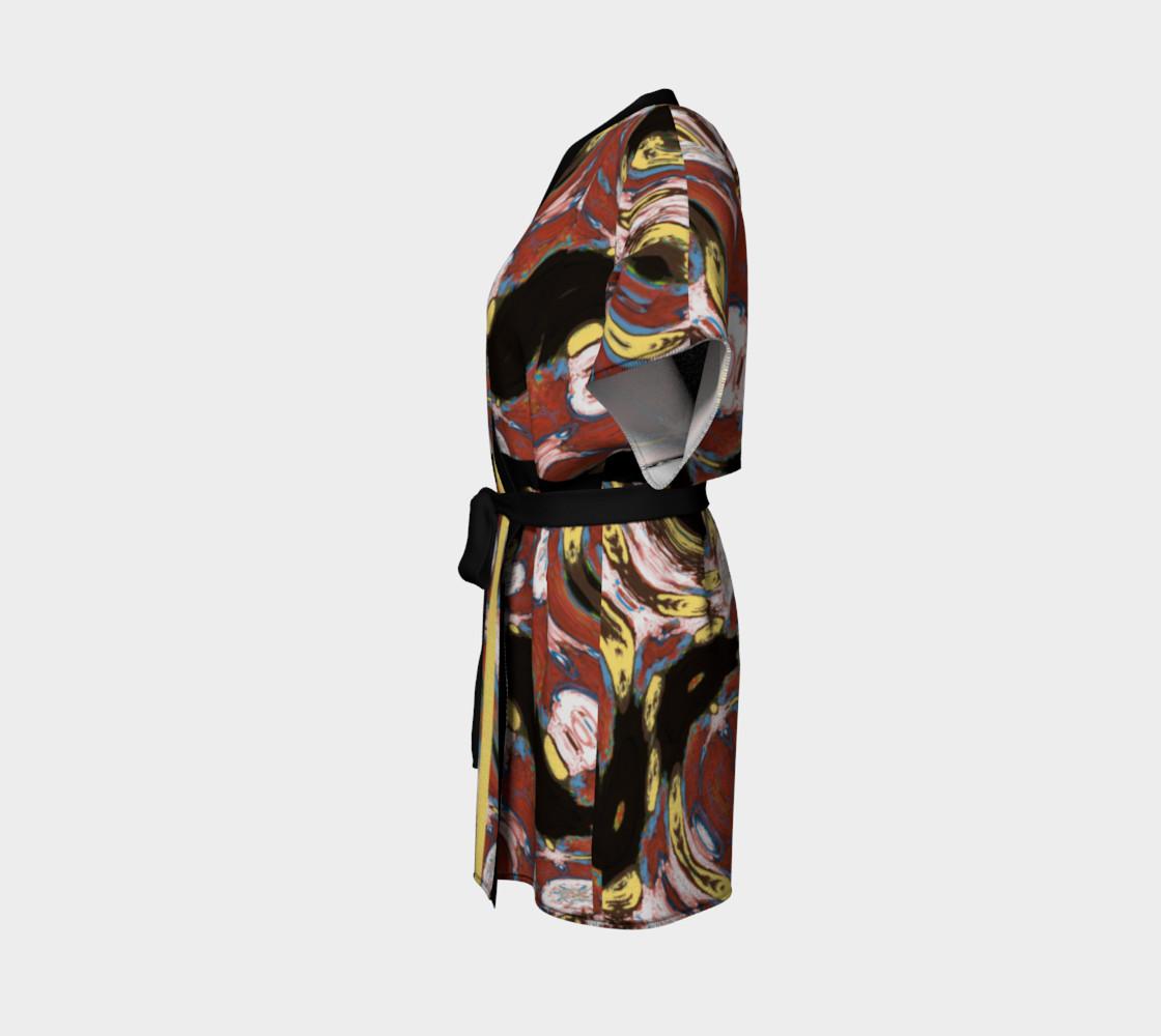Simone Says Lady Stormtrooper Kimono Robe preview #2