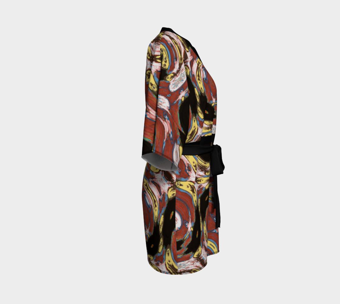 Simone Says Lady Stormtrooper Kimono Robe preview #3