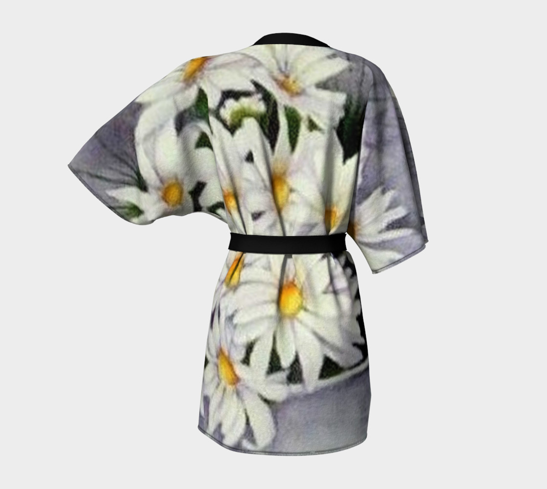 Daisy Bouquet Robe preview #4