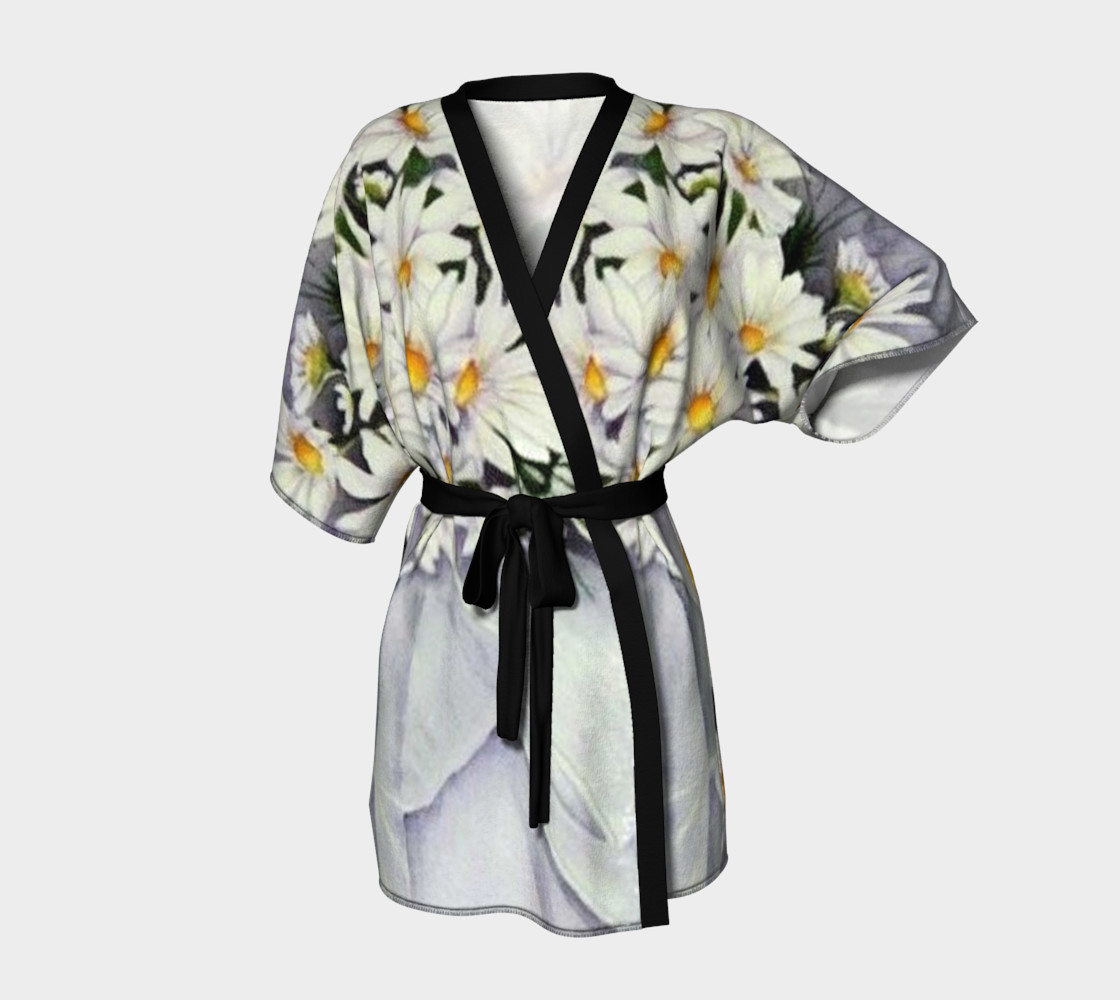Daisy Bouquet Robe preview #1