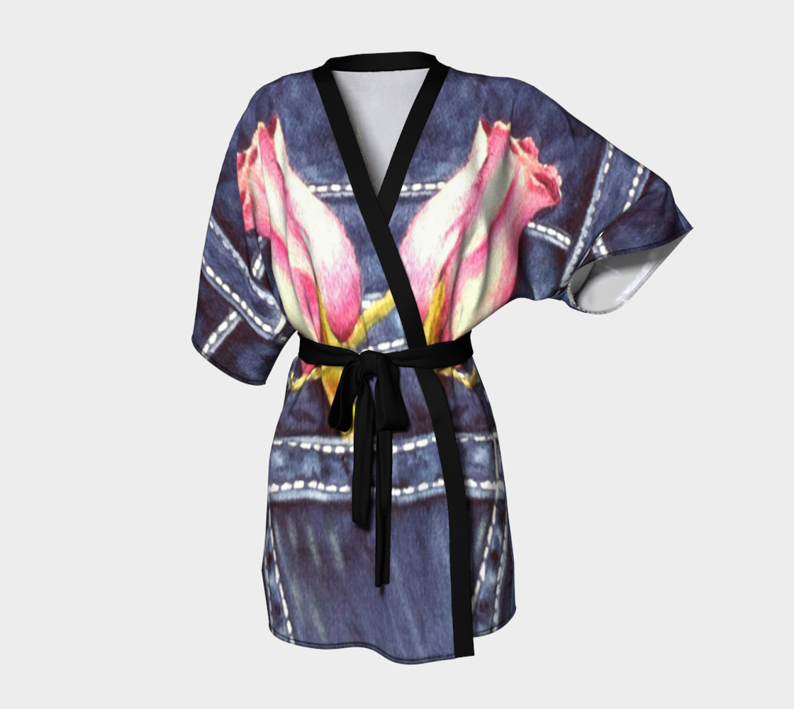 Rose Bud Robe preview #1