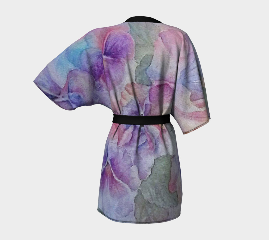 Pansy Party Robe preview #4