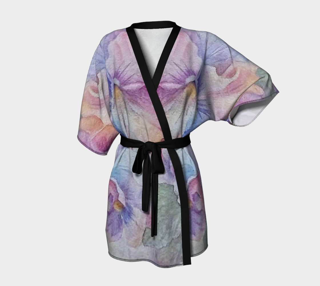 Pansy Party Robe preview #1