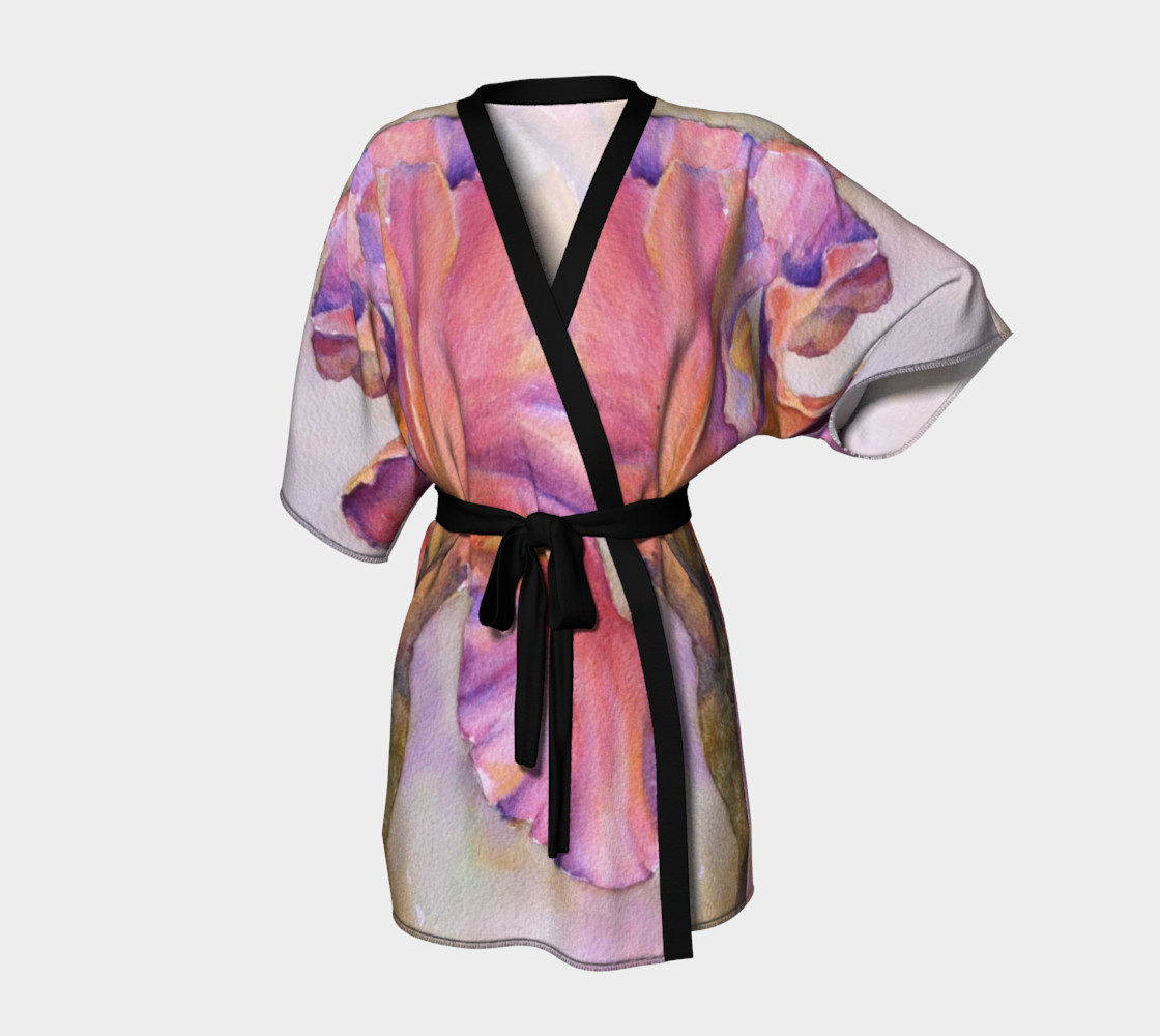 Perfectly Pink Iris Robe preview #1