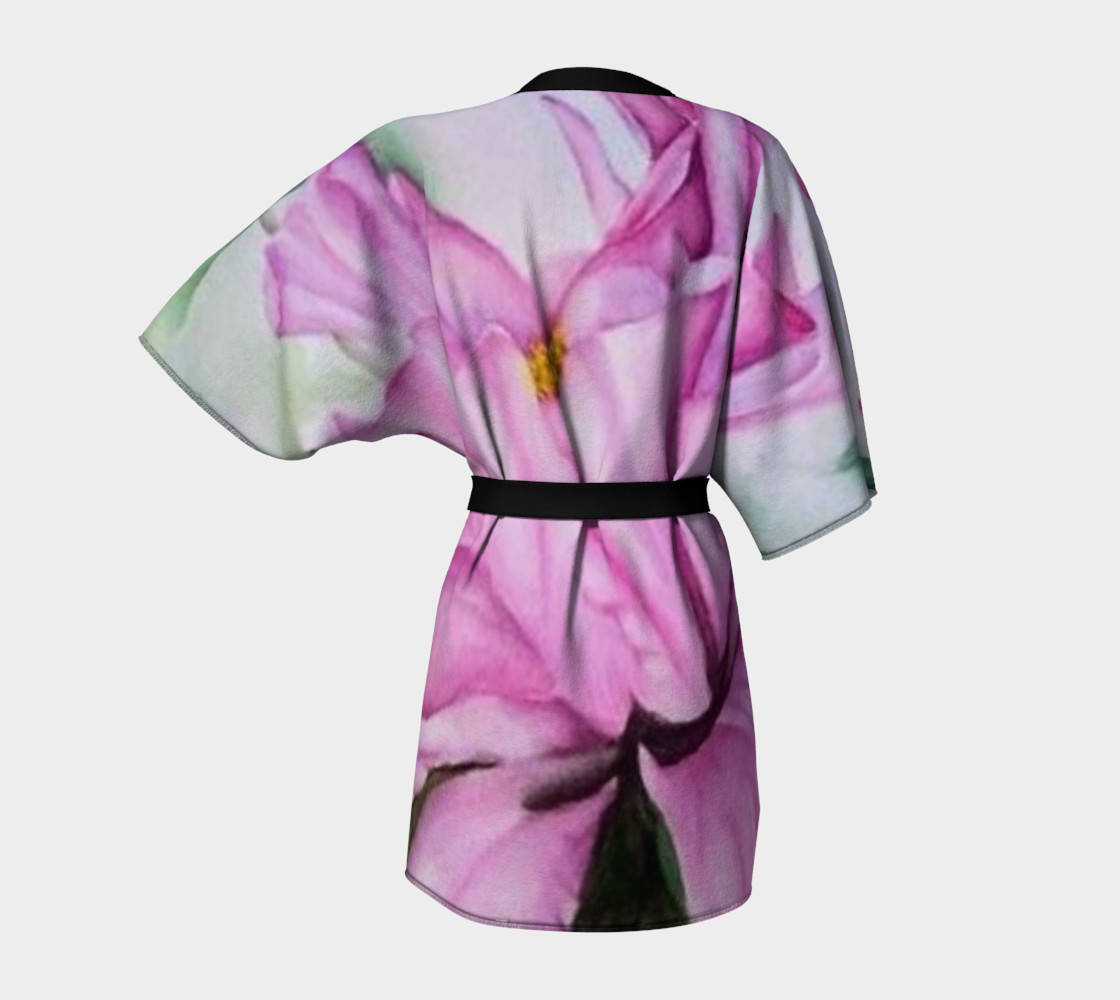 Pink Orchid Robe preview #4