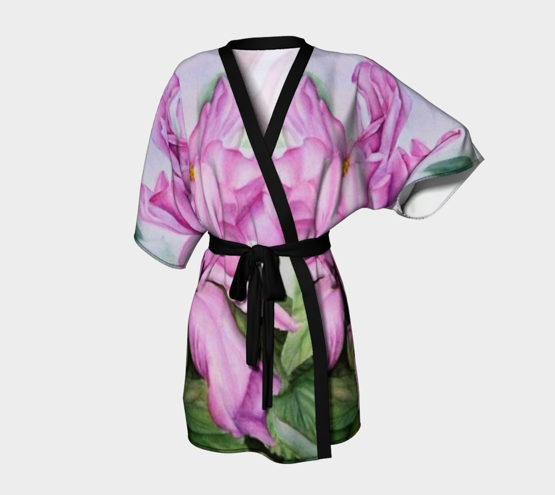 Pink Orchid Robe preview #1