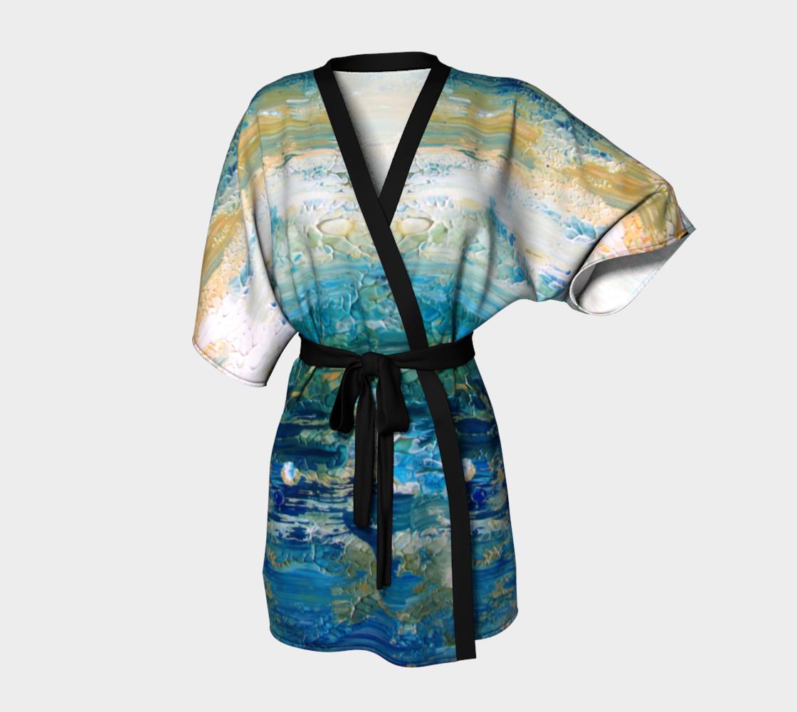 Ocean Kimono-Robe preview #1