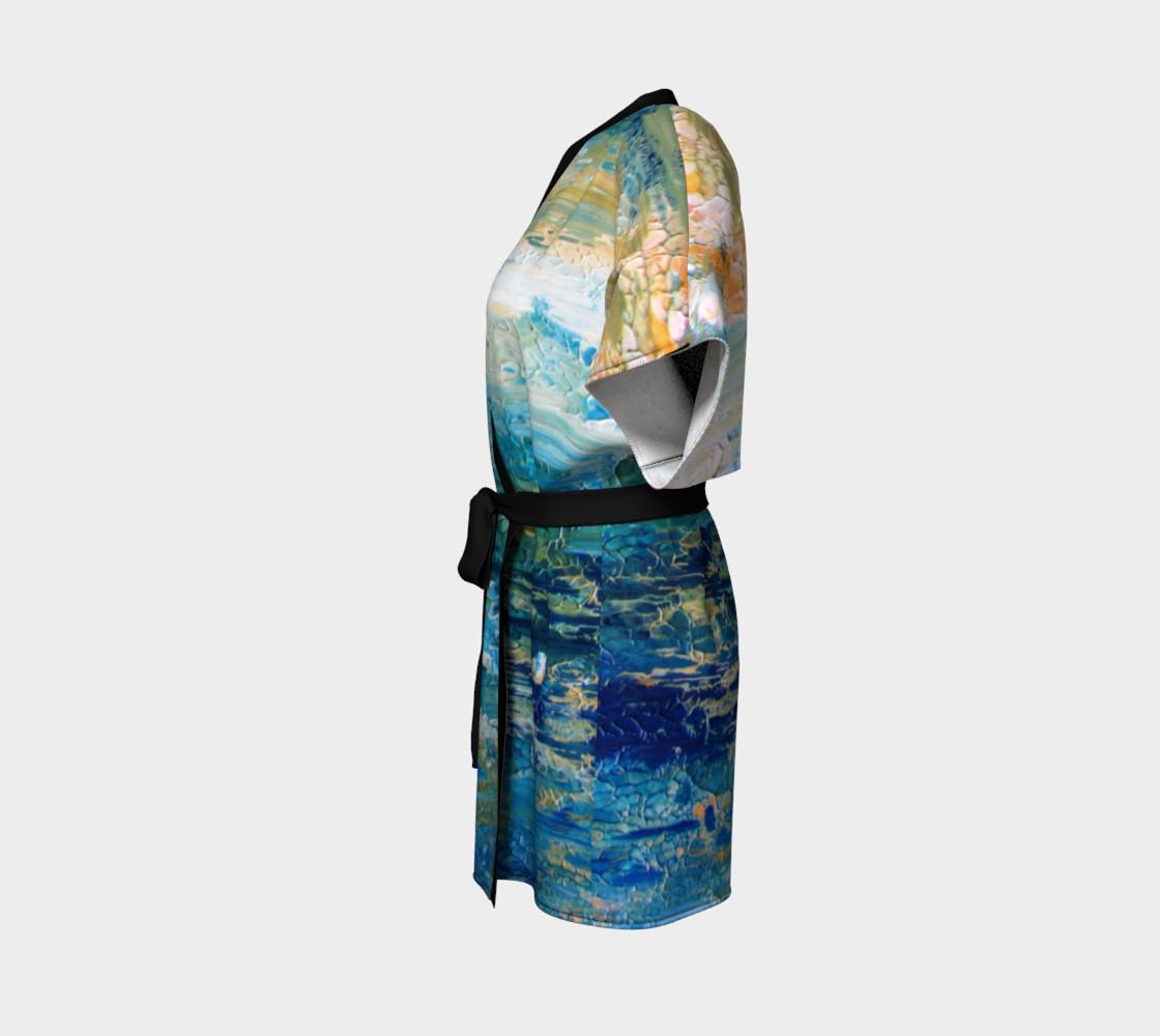 Ocean Kimono-Robe preview #2
