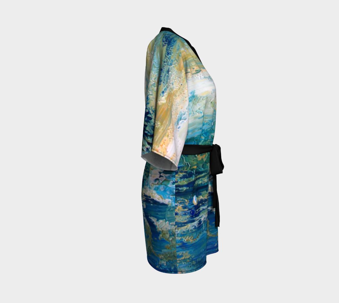 Ocean Kimono-Robe preview #3