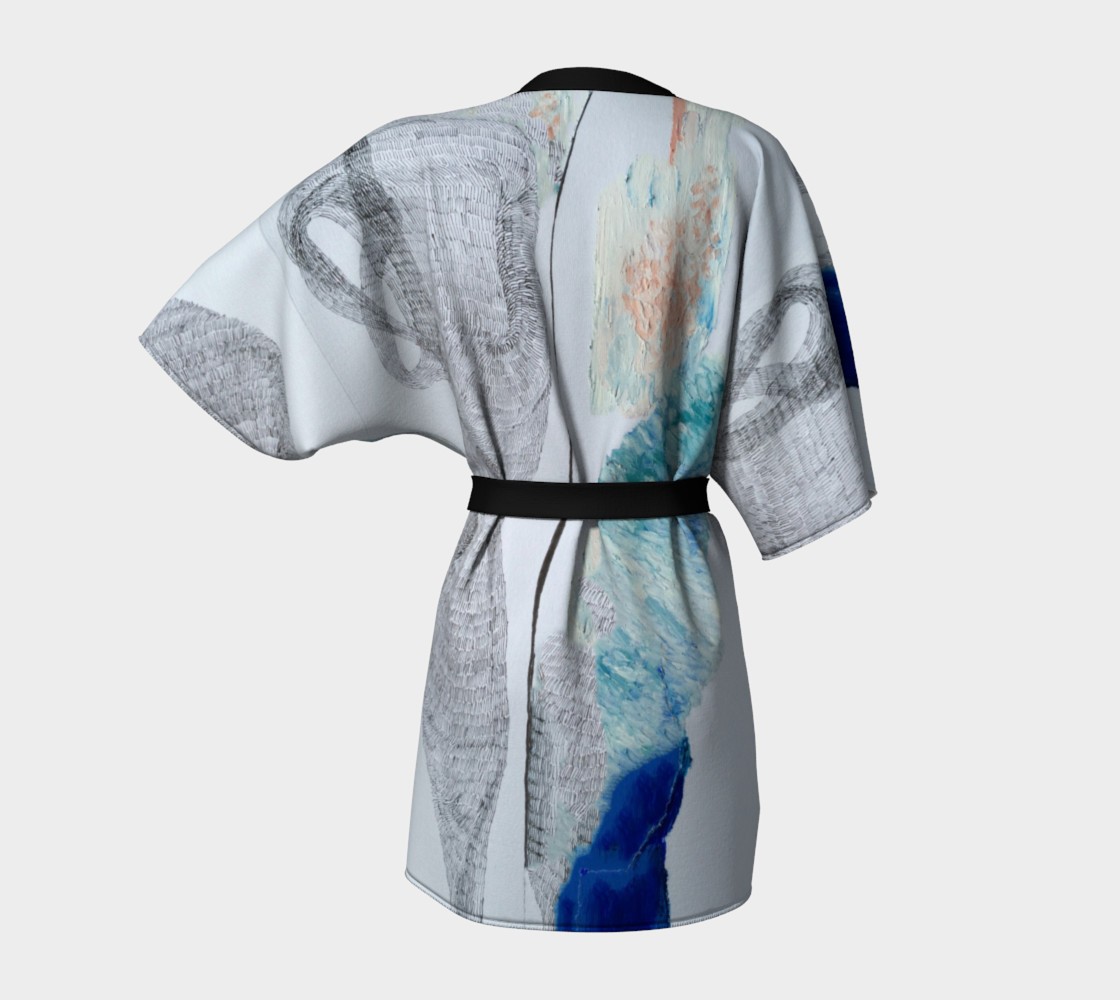 blue wave robe preview #4