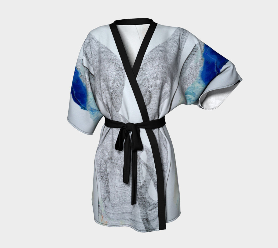blue wave robe preview #1