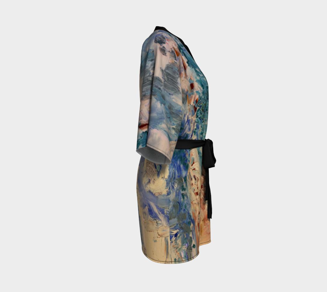 ocean tides kimono preview #3