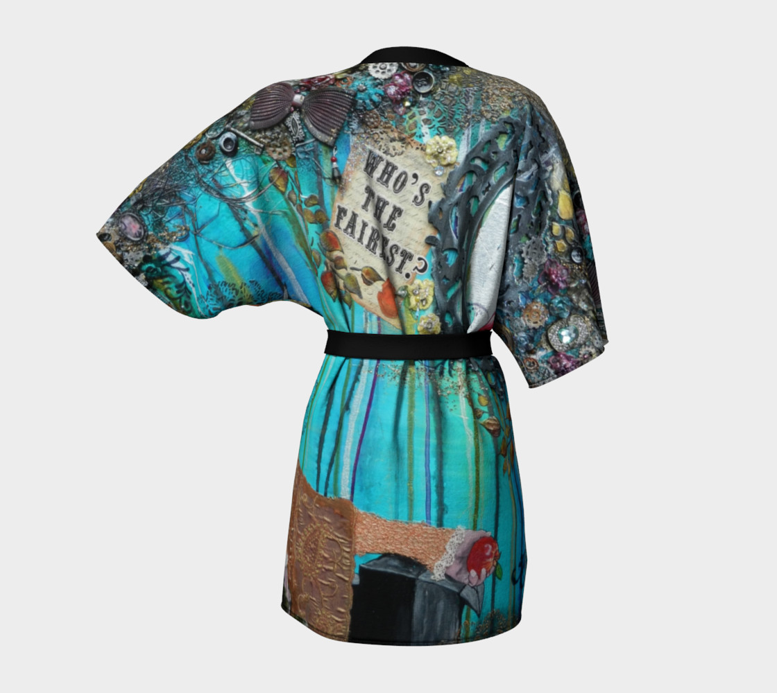 Aperçu de Mirror Who's the Fairest Kimono #4