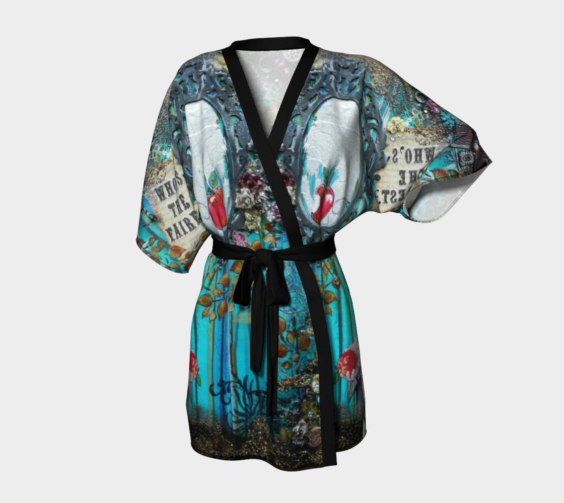 Aperçu de Mirror Who's the Fairest Kimono #1