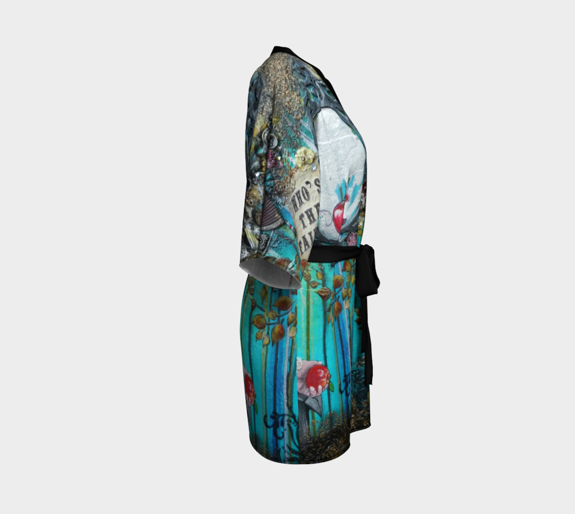 Aperçu de Mirror Who's the Fairest Kimono #3