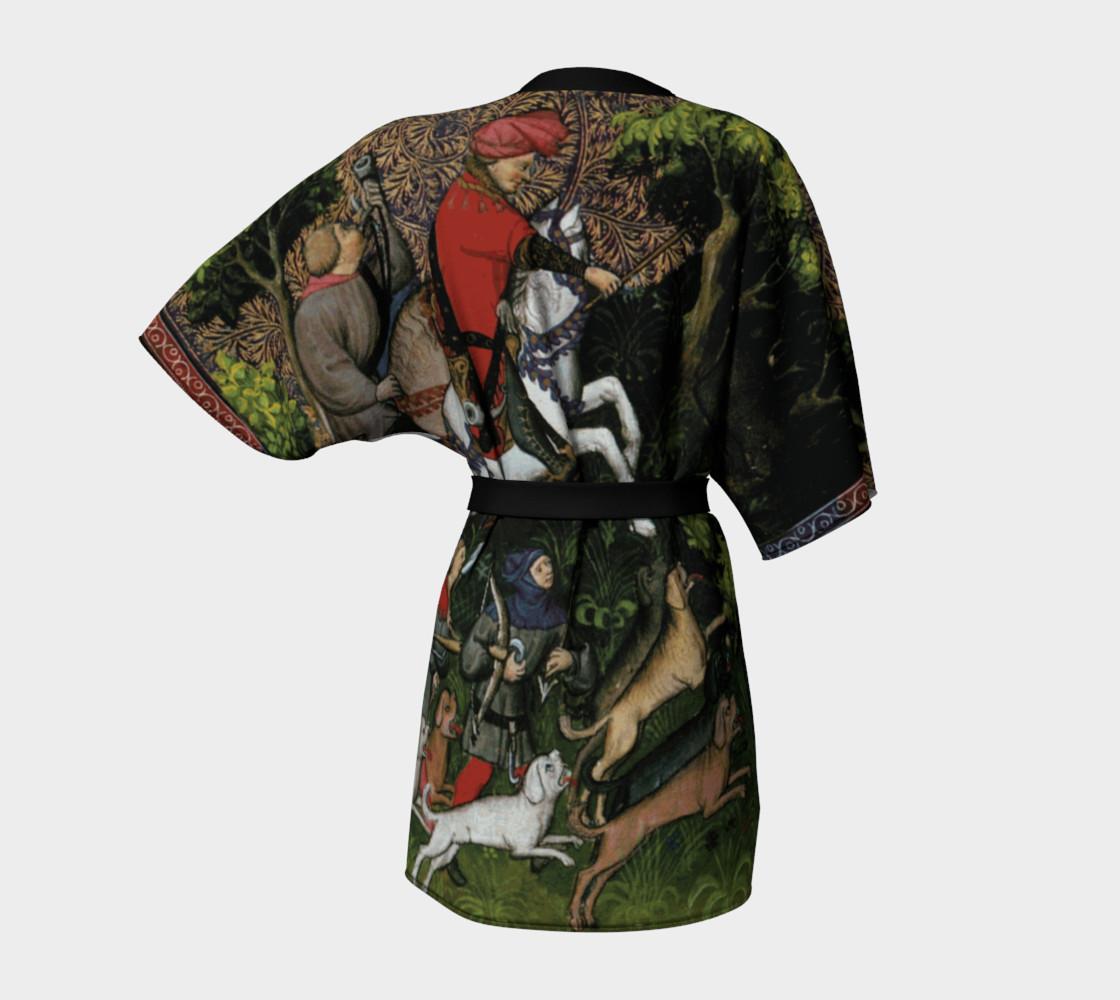 Aperçu de Medieval Hunt - Kimono Robe #4