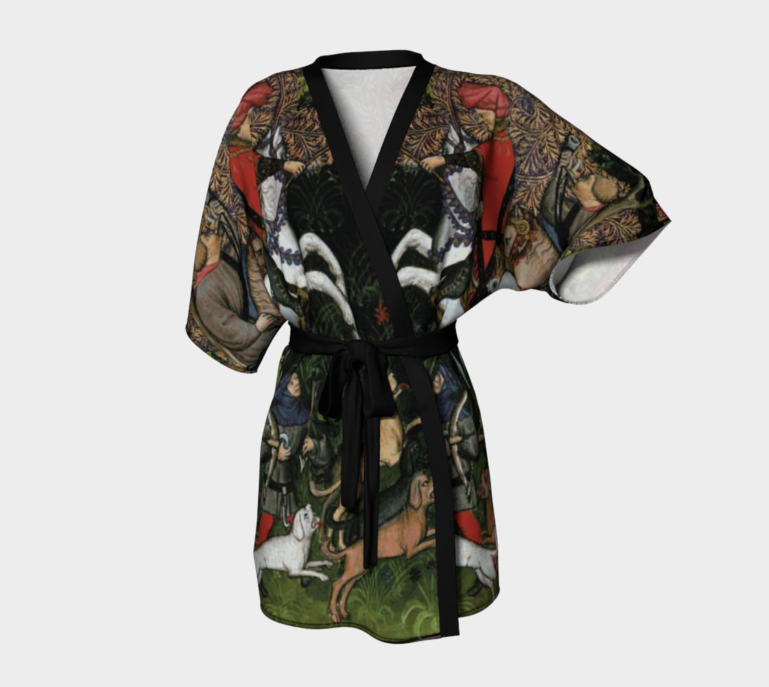 Aperçu de Medieval Hunt - Kimono Robe #1