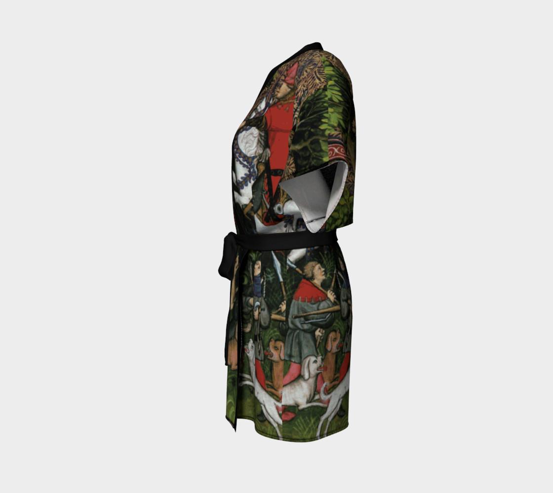 Aperçu de Medieval Hunt - Kimono Robe #2