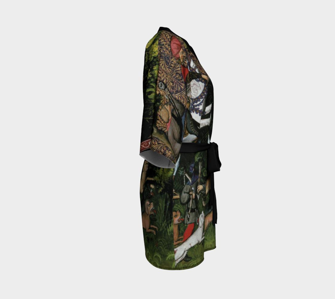 Aperçu de Medieval Hunt - Kimono Robe #3