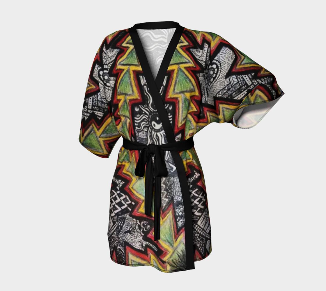 Aperçu de Shaunteya Shock Kimono #1