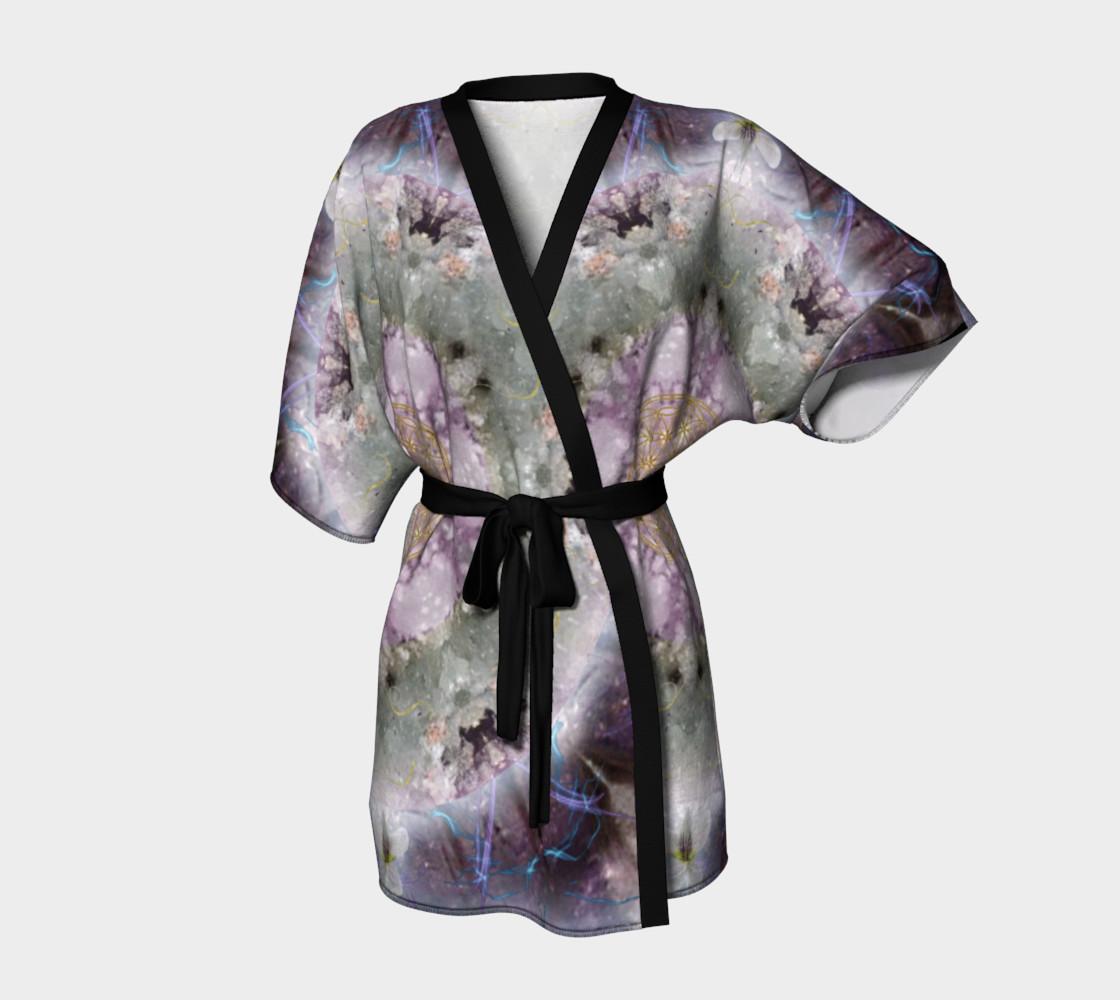 Divine Love Kimono Robe preview #1
