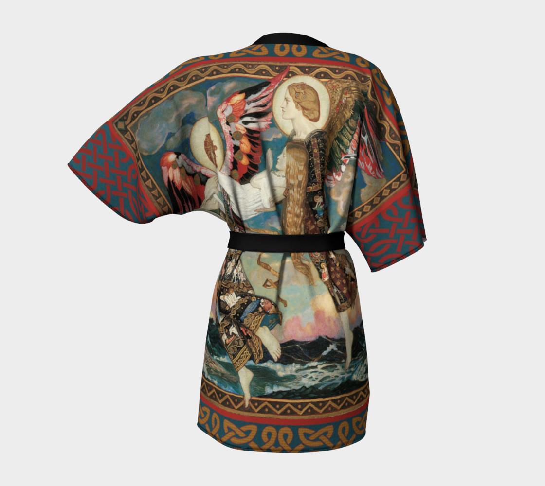 Aperçu de St. Bride - Kimono Robe #4