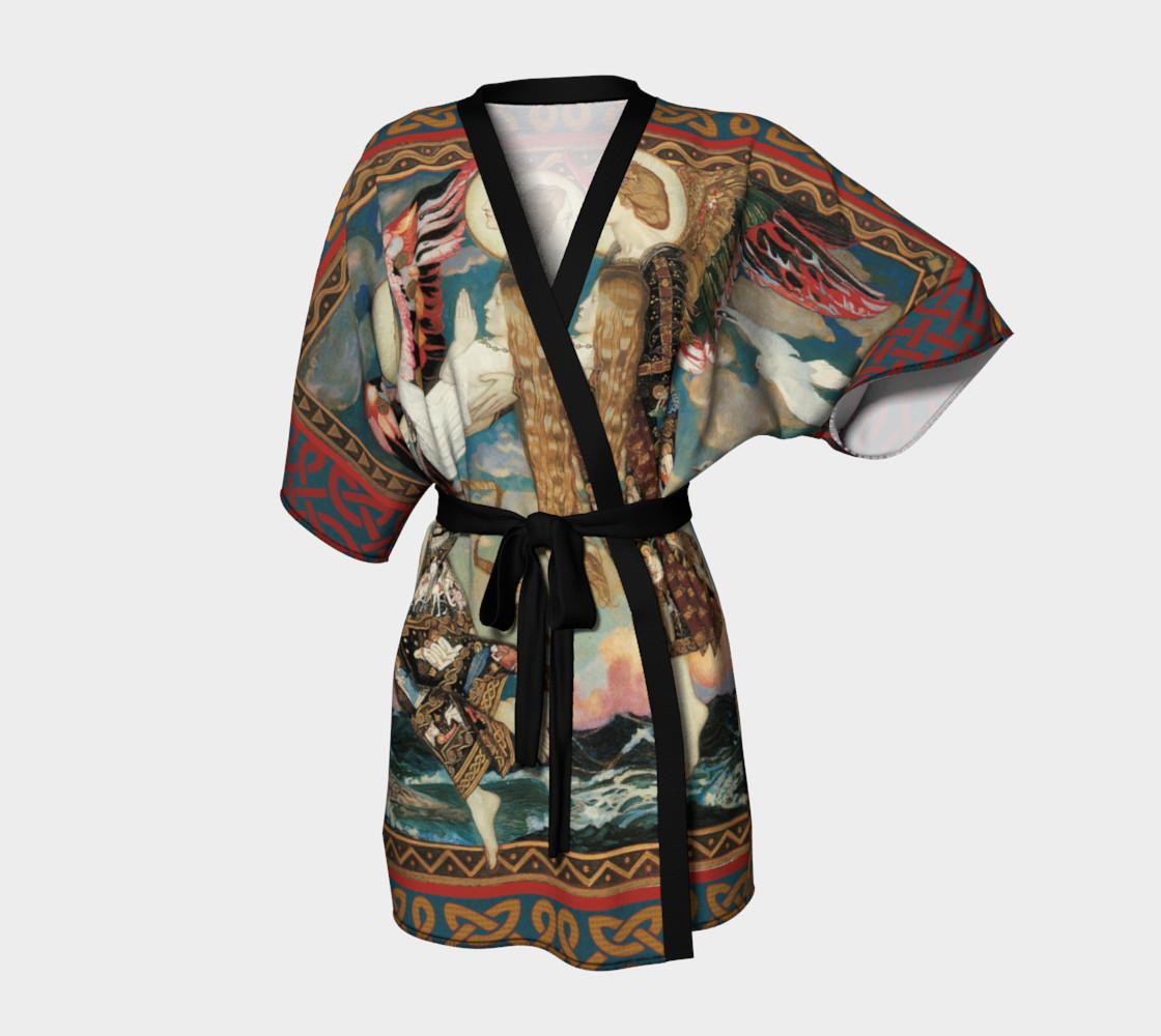 Aperçu de St. Bride - Kimono Robe #1