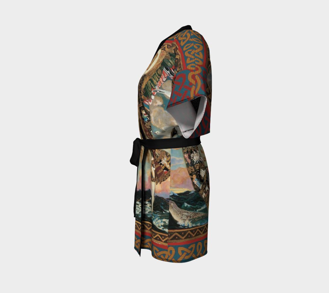Aperçu de St. Bride - Kimono Robe #2