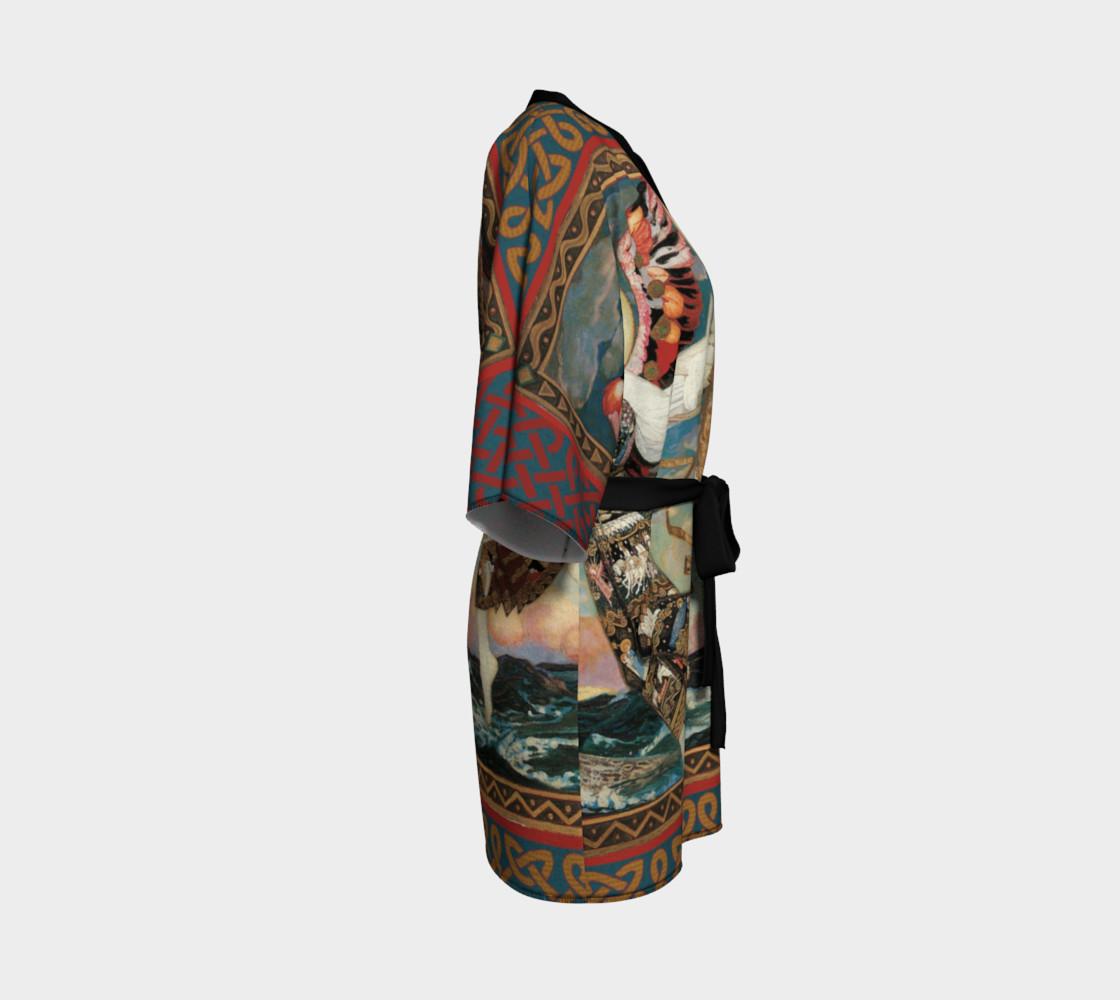 Aperçu de St. Bride - Kimono Robe #3