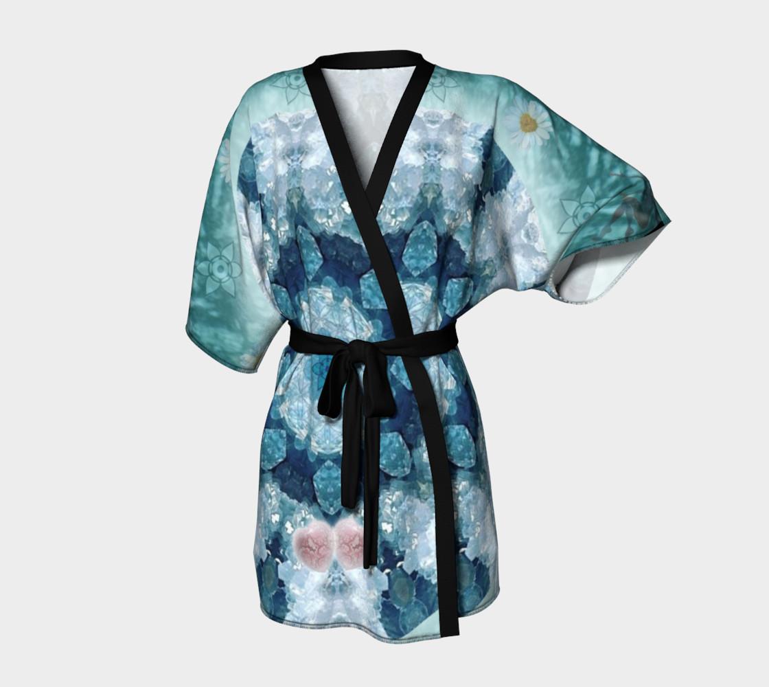 Eloquence Kimono Robe preview #1