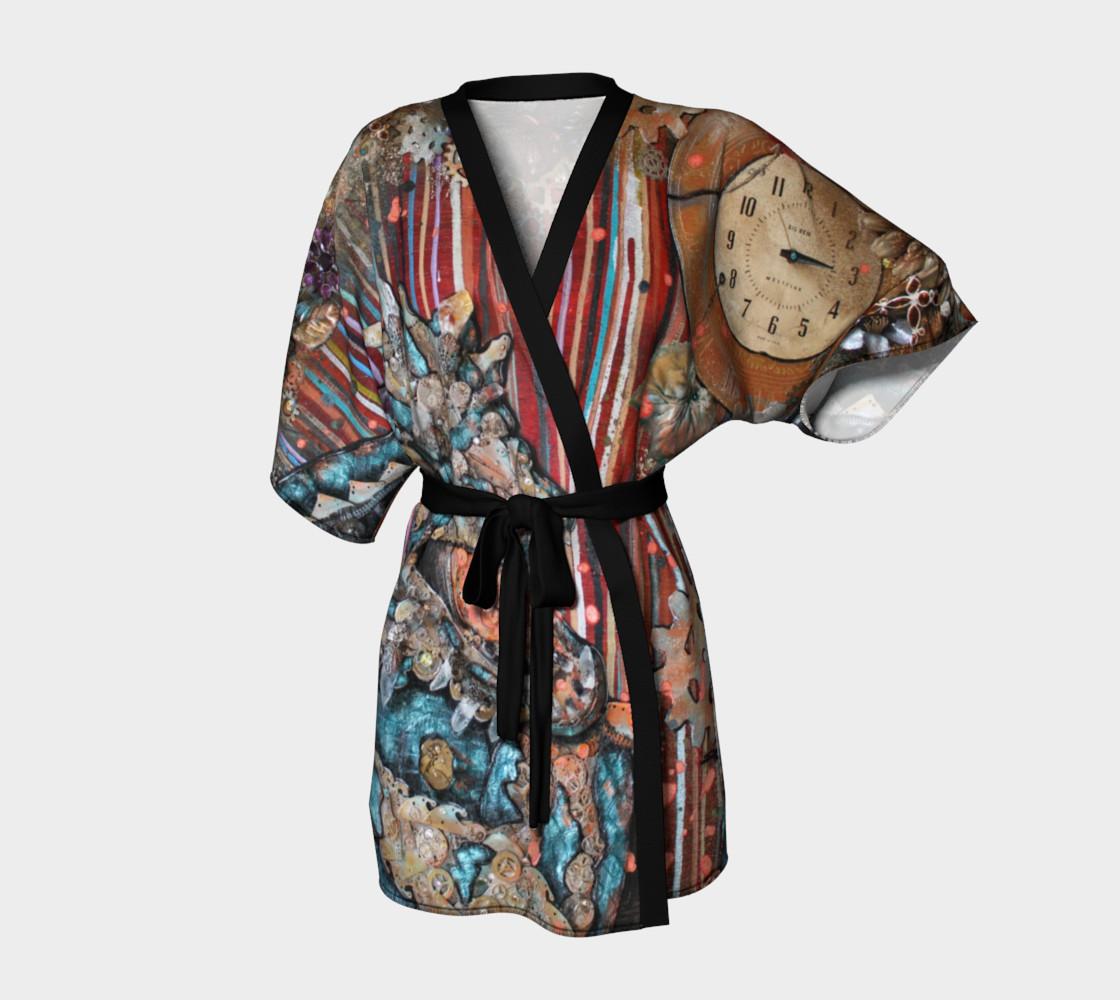 Aperçu de  Steam Dragon Kimono #1