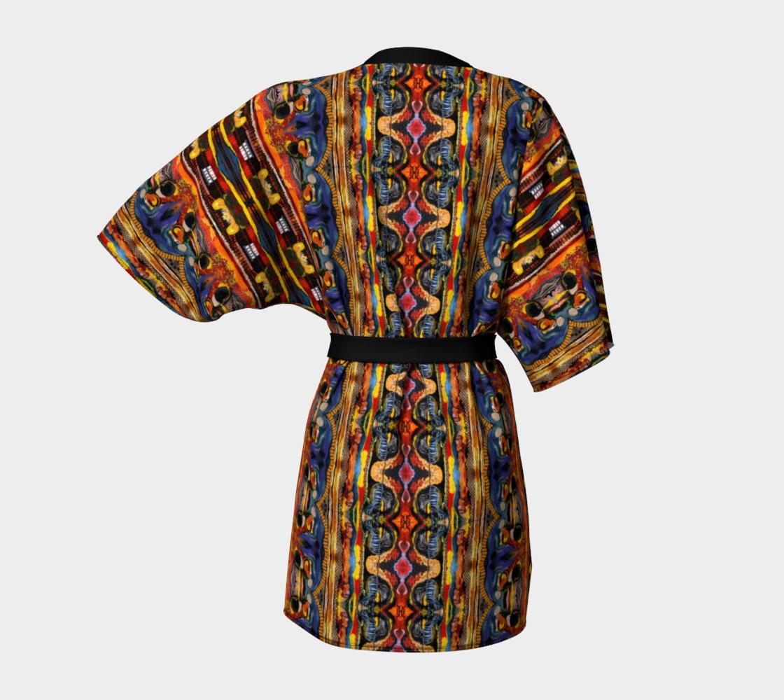The Birth of Us Kimono preview #4