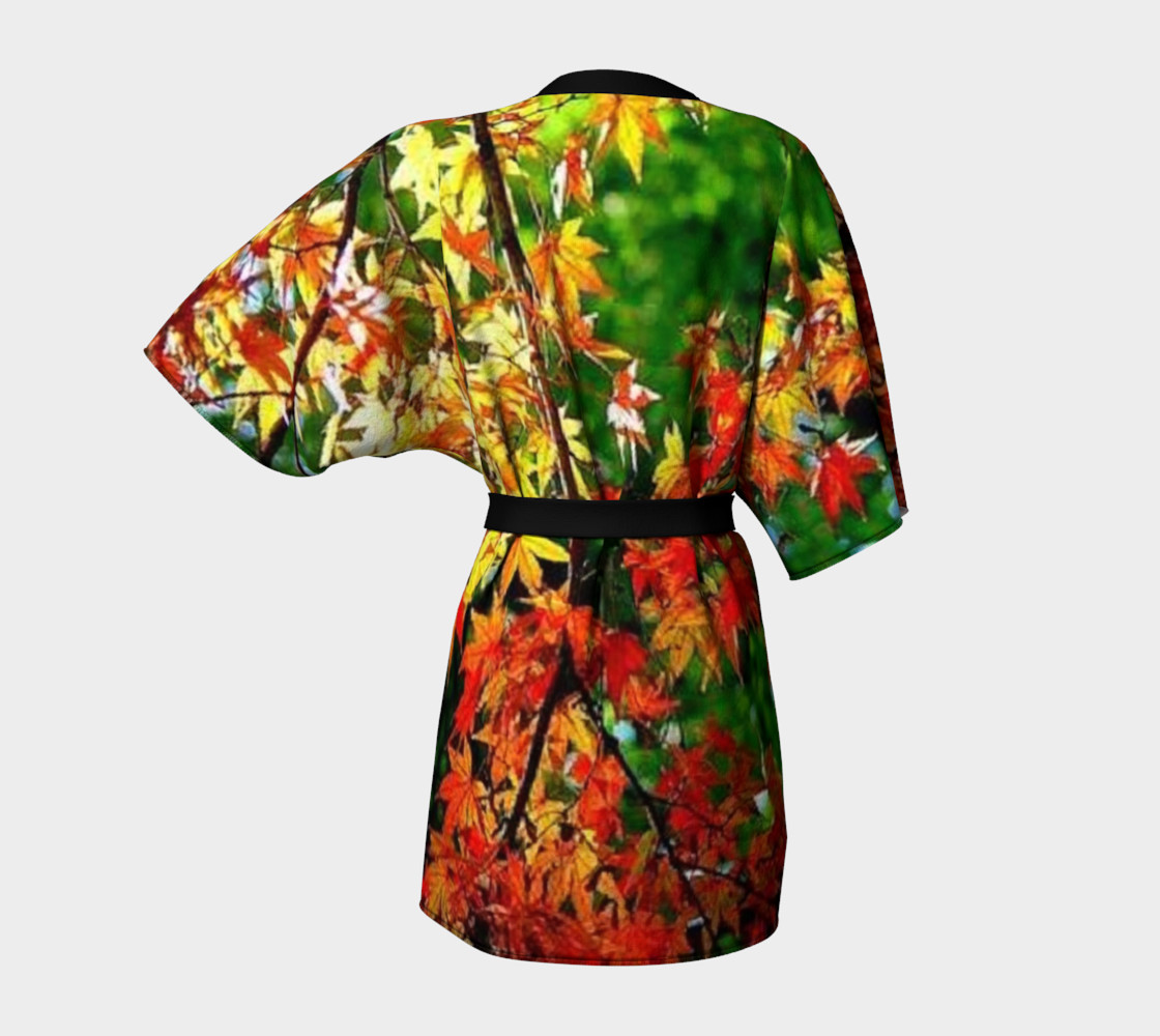 Aperçu de Kimono Robe in Autumn, for anyone.  #4