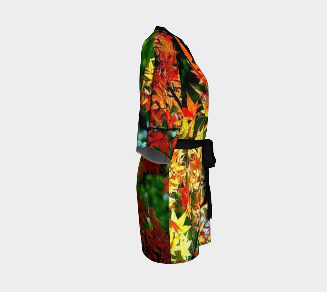 Aperçu de Kimono Robe in Autumn, for anyone.  #3