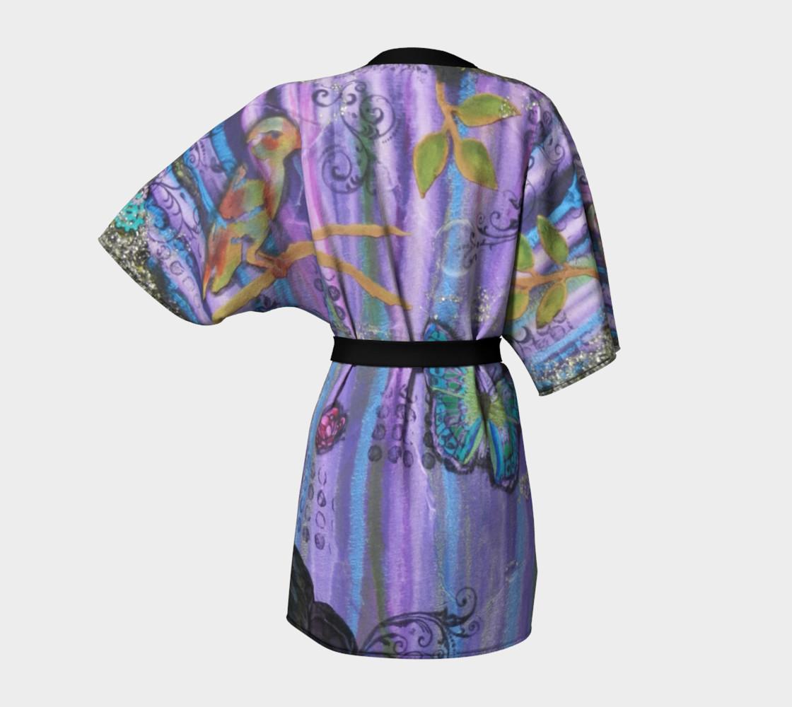 Aperçu de Hair Day Kimono #4